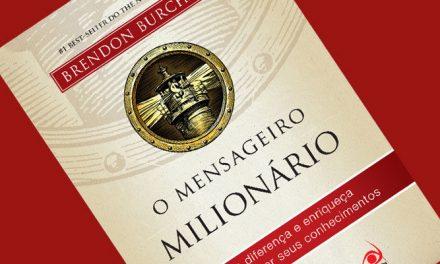 Crítica do livro: O Mensageiro Milionário