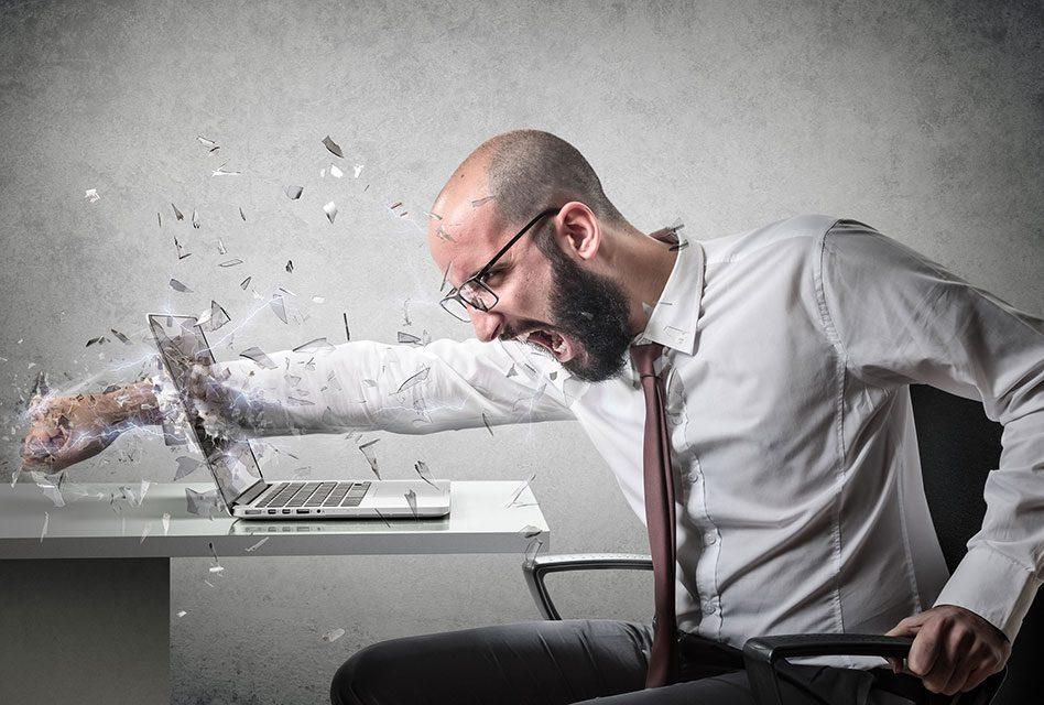 Ser um profissional de TI é a pior profissão do mundo